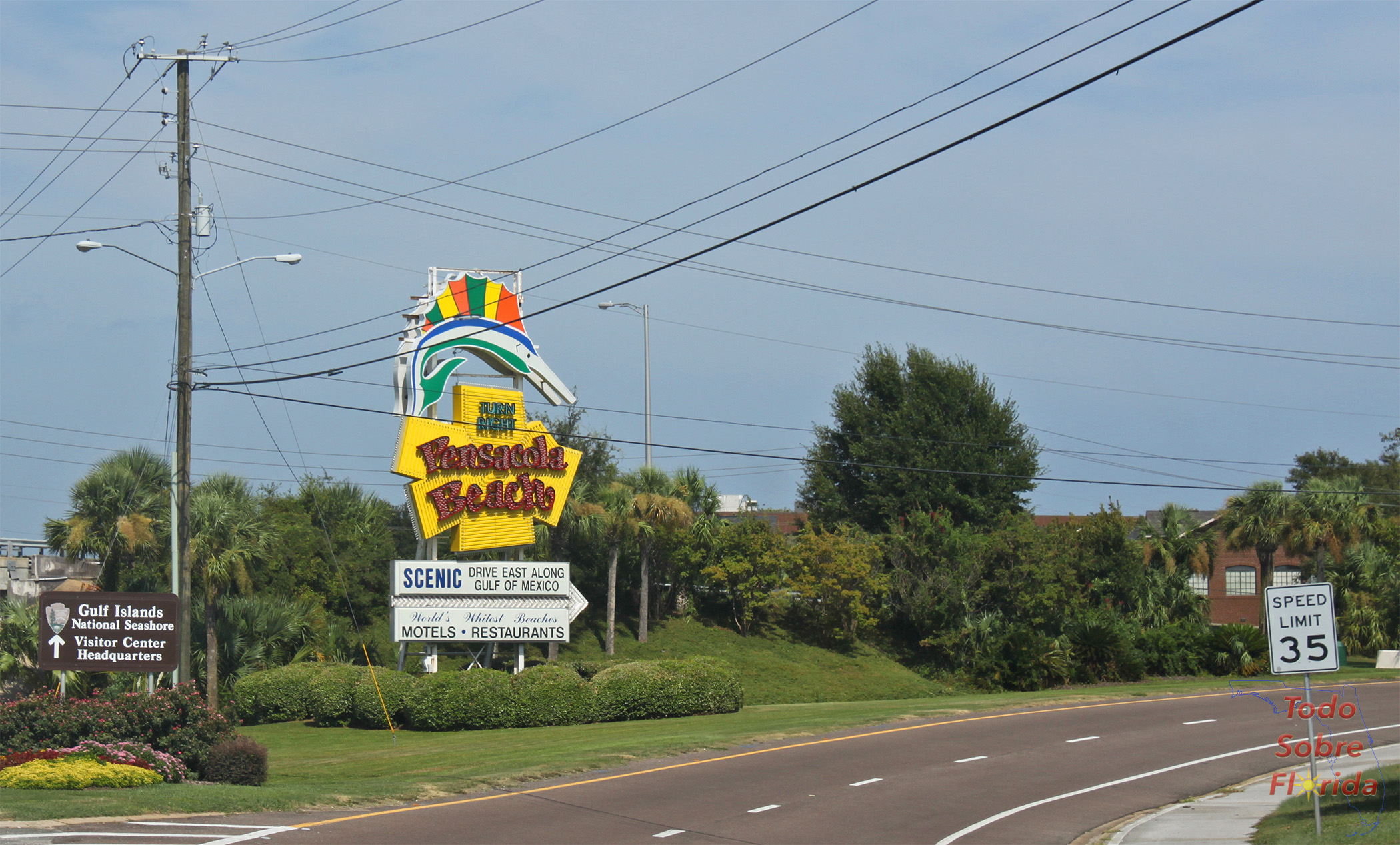 Quick stop in Pensacola