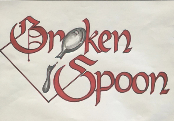 Broken Spoon in Lake Mary